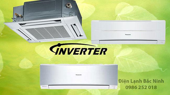 điểm nổi trội của dòng máy inverter