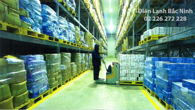 lắp đặt kho lạnh tại Bắc Ninh