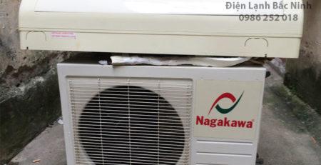 lắp đặt điều hòa không khí nagakawa