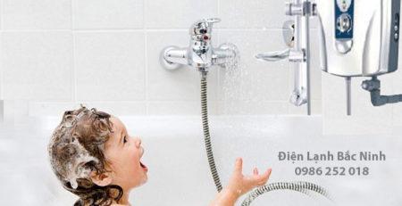 sử dụng bình nước nóng an toàn