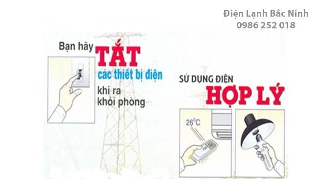 sử dụng thiết bị điện an toàn cho gia đình