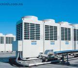 thi công lắp đặt điều hòa công nghiệp cho nhà xưởng