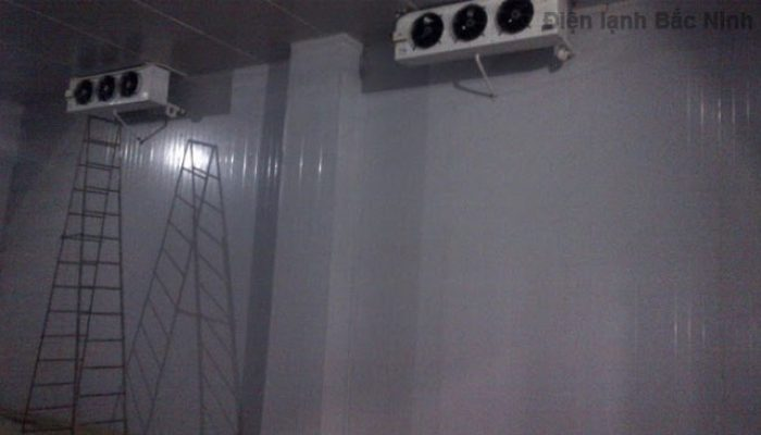tiêu chuẩn lắp đặt kho lạnh