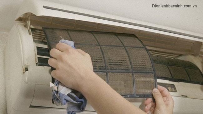 tự sửa chữa điều hòa tại nhà