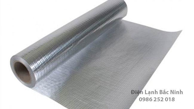 giấy bạc bảo ôn cách nhiệt