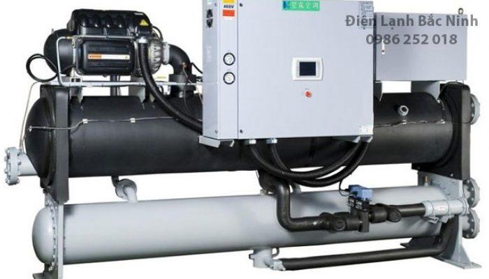 Tìm hiểu về máy làm lạnh nước Chiller