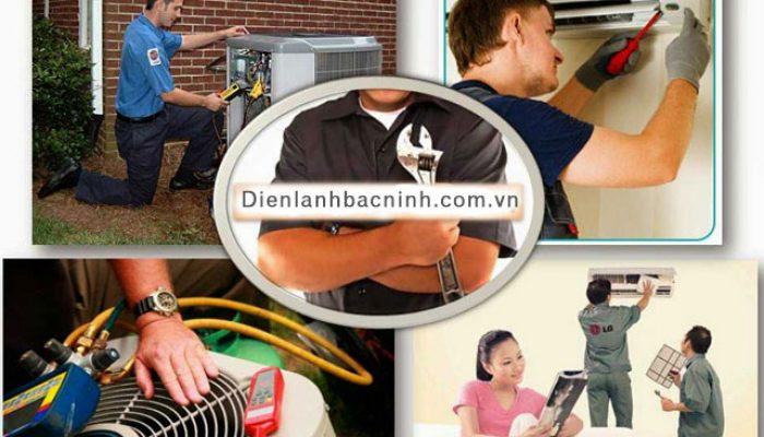 Dịch vụ sửa chữa điều hòa tủ đứng Daikin giá rẻ và chuyên nghiệp tại điện lạnh Bắc Ninh