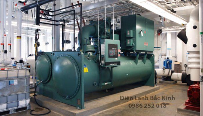 Các lỗi phổ biến khi sửa chữa máy làm lạnh nước Chiller